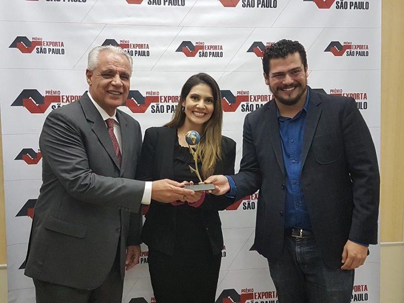Empresas de Ribeirão Preto foram premiadas no Exporta São Paulo