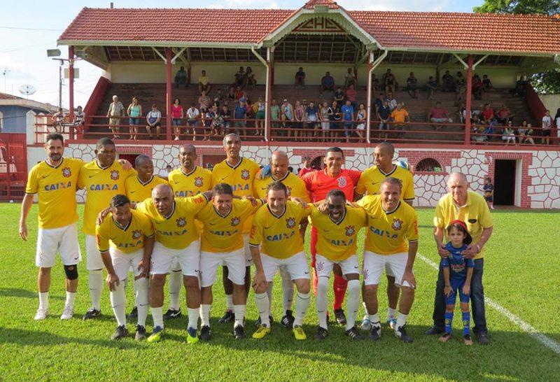 Equipe Máster do Sport Club Corinthians Paulista