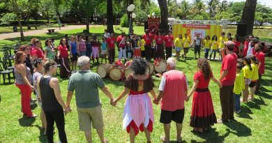 Mês da Consciência Negra apresenta Maracatu Navegante e Projeto Guri