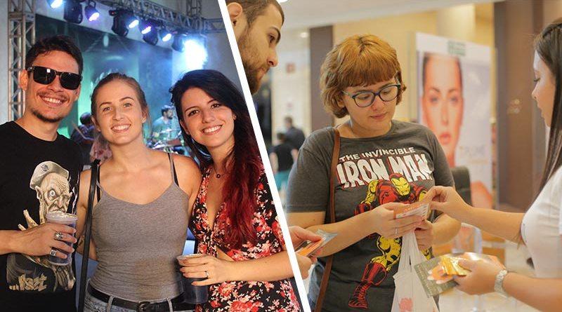 Coletivo Jovem, Unimed Ribeirão Preto, Museu Casa de Portinari, Centro Médico RibeirãoShopping, Knock Down Jingle Beer, Coliseum Motel e APP Ribeirão