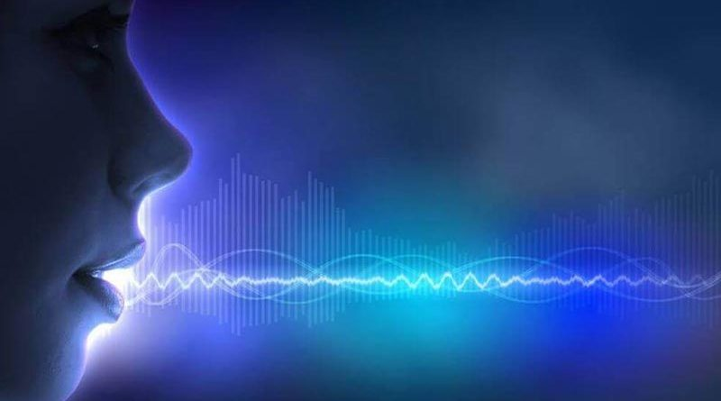 Modulação de voz