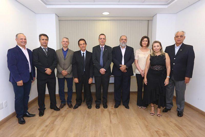 Novos diretores e conselheiros tomam posse na Distrital Sul da ACIRP