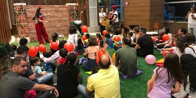 Teatro infantil do Shopping Santa Úrsula apresenta programação para o mês de fevereiro
