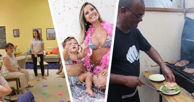 Invicta, Mamãe de Biquíni, Festa da Pizza, doação de sangue, Outback, Terceira idade e FestVídeo 2018