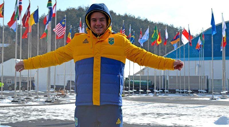 Michel Macedo, enfim, estreia nos Jogos