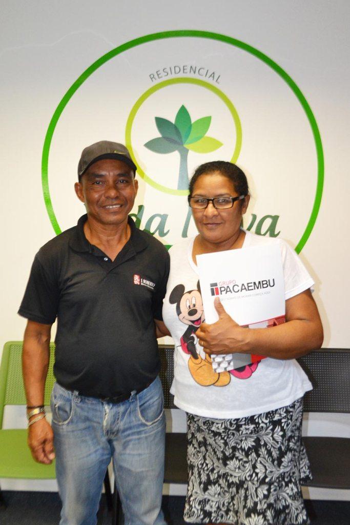 Mais 218 famílias conquistam a casa própria no Residencial Vida Nova Ribeirão