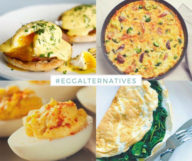 tipos de ovo em inglês