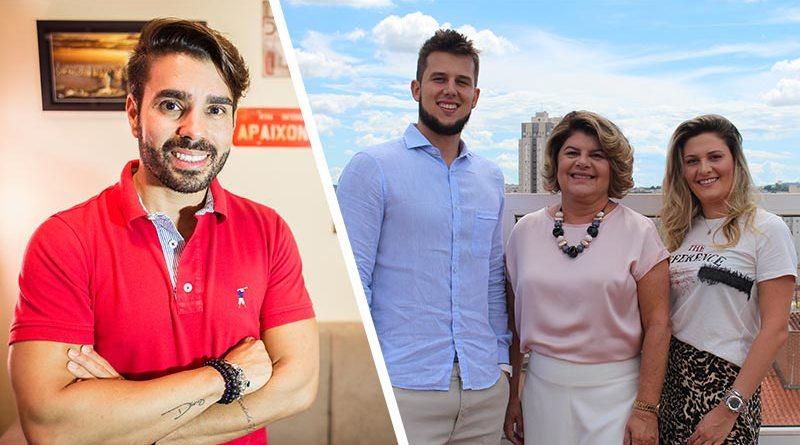 Afonso Diniz, Startup Grind, Declaração do Imposto de Renda, Club Life To Go, Outback, Stéfani Nogueira e Feira Top Livros