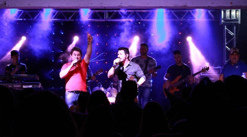 Show com Lucas & Luan e convidados atrai grande público