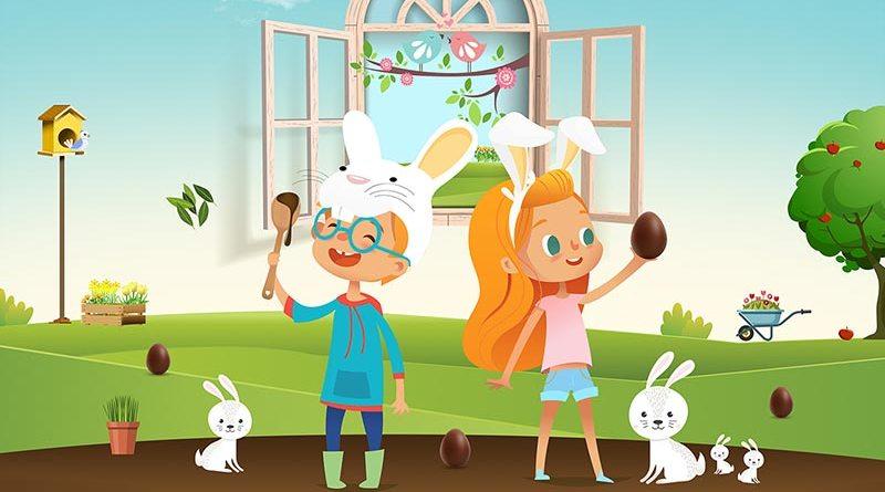 RibeirãoShopping promove Oficina de Páscoa voltada para crianças