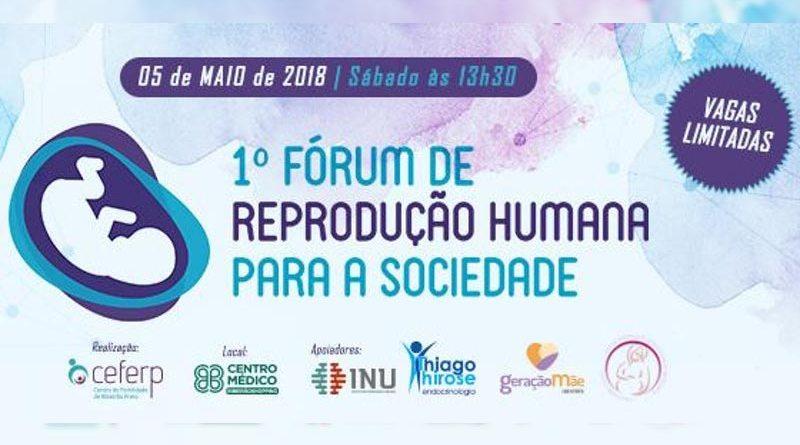 Evento gratuito sobre fertilidade será realizado no dia 5 de maio em Ribeirão Preto