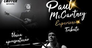 Show em Tributo a Paul McCartney acontece no Teatro Municipal