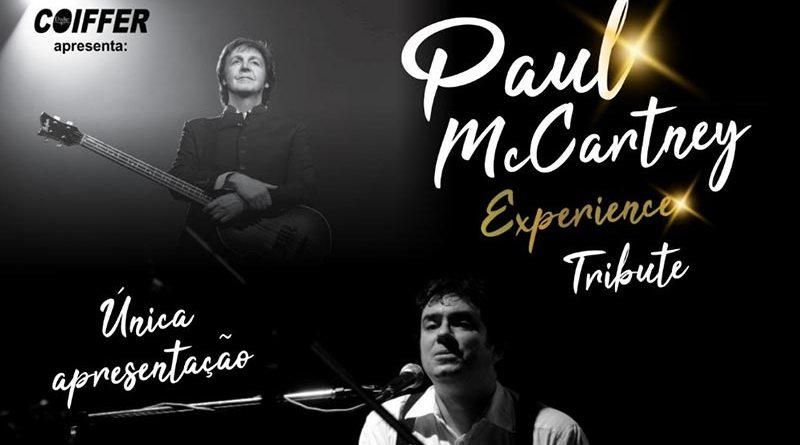 Show em Tributo a Paul McCartney acontece no Teatro Municipal