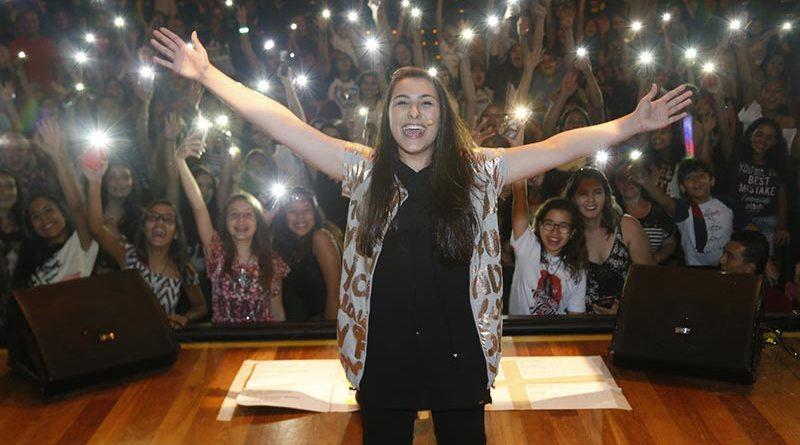 Youtuber Bibi Tatoo chega em Ribeirão Preto com nova turnê