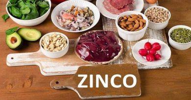 A importância do Zinco na prática de atividade física