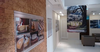 Exposição interativa revela a rota do queijo na Serra da Canastra