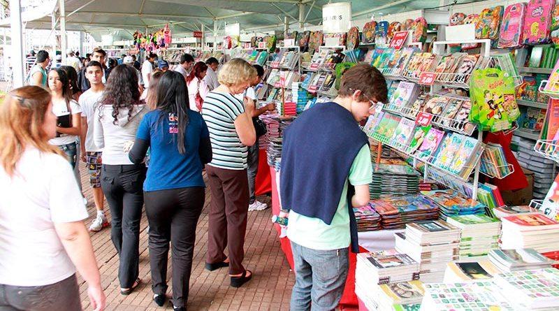 Feira Nacional do Livro chega à 18ª edição e reúne mais de 250 atividades culturais