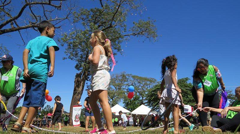 Projeto Recreando no Lazer leva jovens e adultos ao parque ecológico