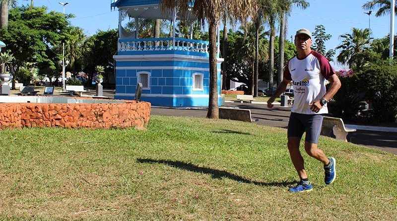 Ultramaratonista de Brodowski é o primeiro brasileiro a representar o país no Campeonato Mundial da Grécia