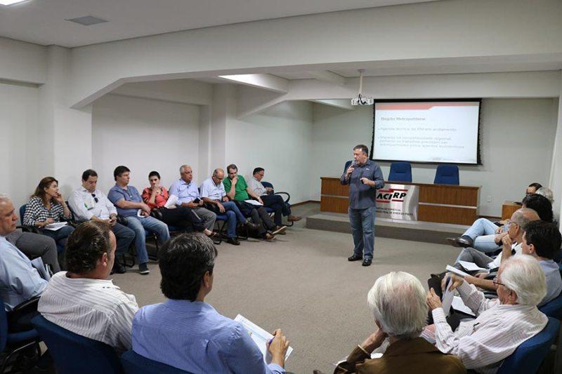 ACIRP reúne entidades para discutir temas em prol de Ribeirão Preto