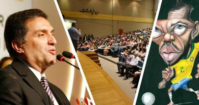 Centro Universitário Estácio, McDonald's, Exposição no RibeirãoShopping, APPTV, Feijão no Fogão, Outback e LIDE