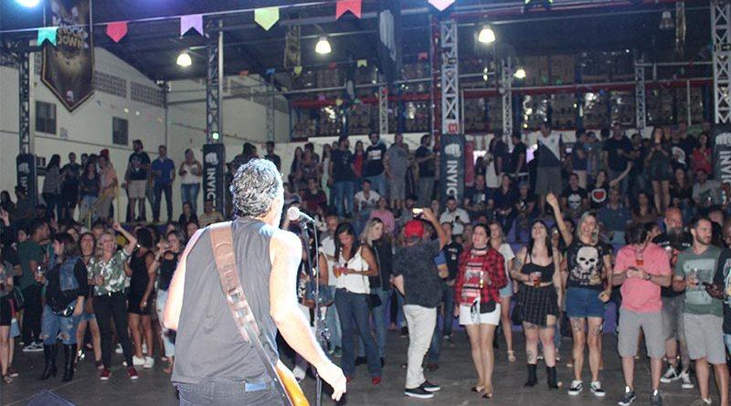Knock Down reúne mais de 1200 pessoas na fábrica da Invicta