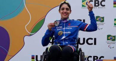 Mariana Garcia conquista duas medalhas no Campeonato Pan-Americano de Paraciclismo