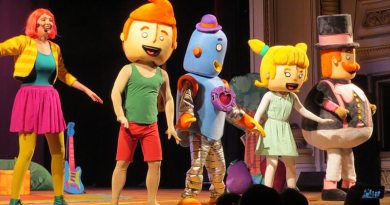 Infantil 'Show do Bita' lota o Theatro Pedro II