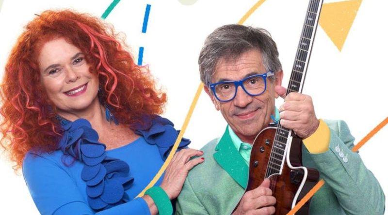 Show da dupla Palavra Cantada traz música, brincadeira e muita diversão