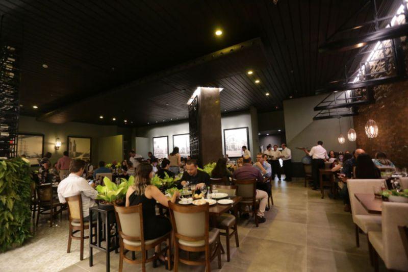 Cabaña Restaurante é inaugurado no RibeirãoShopping