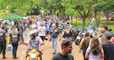 Cravinhos realiza 1º Encontro de Motociclistas