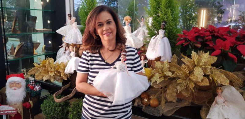 Centro de Beleza promove ação para doação de presentes para crianças carentes
