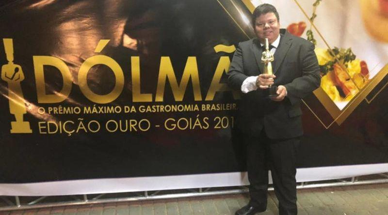 Chef Tclei é eleito 'Embaixador' da Gastronomia do Estado de São Paulo