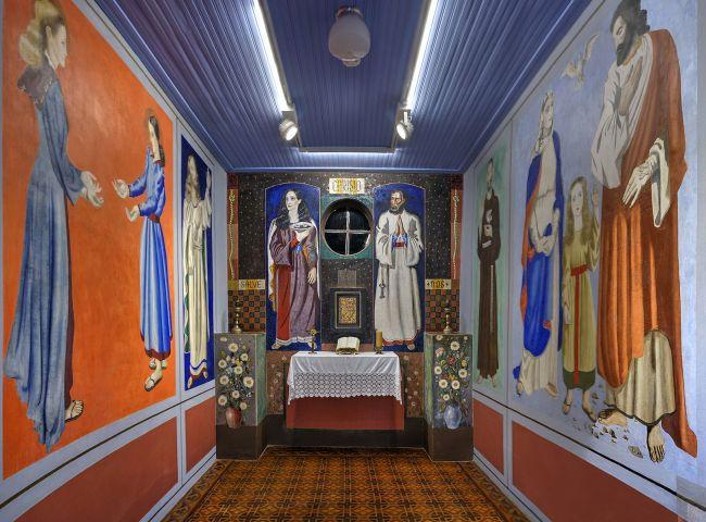 Férias no Museu Casa de Portinari acontece durante a semana