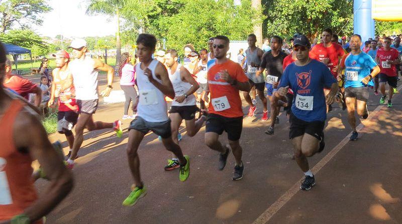 Em torno de 210 competidores participam da 1ª Copa de Corrida e Caminhada de Cravinhos