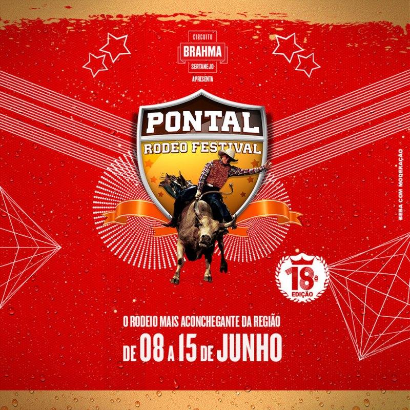 Pontal Rodeo Festival divulga data e anuncia novidades