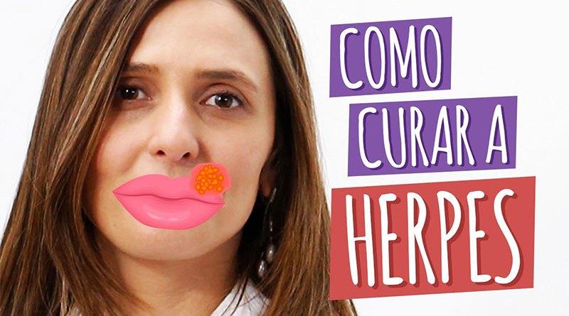 Alimentação saudável na melhora do herpes