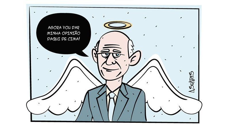 charge boechat no céu