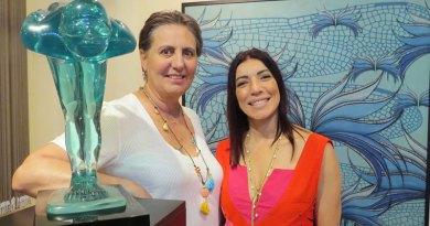 Exposição 'Vida e Elementos' é aberta para visitação na Casa Libaneza