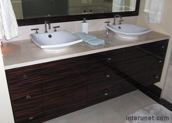 bathroom vanity replacement cost