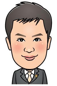似顔絵:神戸の税理士