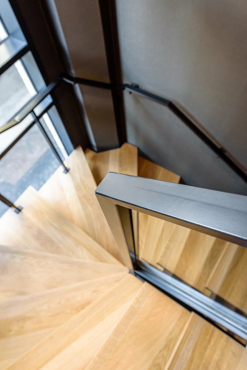 Groupe GIBOIRE, OCDL, Cabinet Loyer architecte, 3 bis rue des Carmes, Rennes(35)
