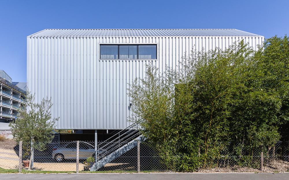 Eric Lenoir Architecte, maisons individuelles, Chantepie