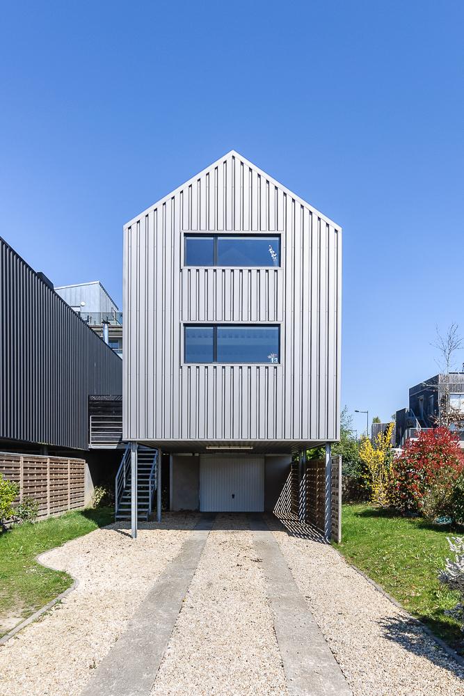 maisons individuelles, zac les rives du blosne, chantepie(41), Eric Lenoir Architecte(80) -1