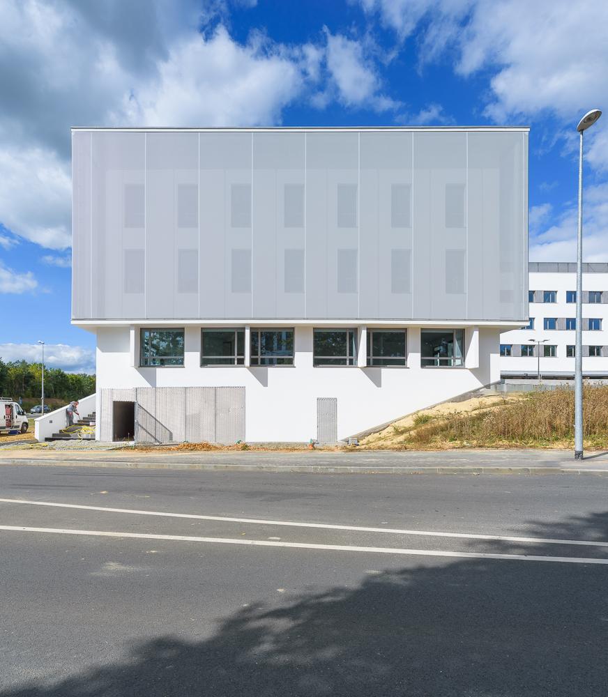 Agence Unité, WHITE FIELDS, Pépinières d'entrerprises pour Rennes Métropole ©INTERVALphoto Cesson-Sévigné, 35 2011 - 2015