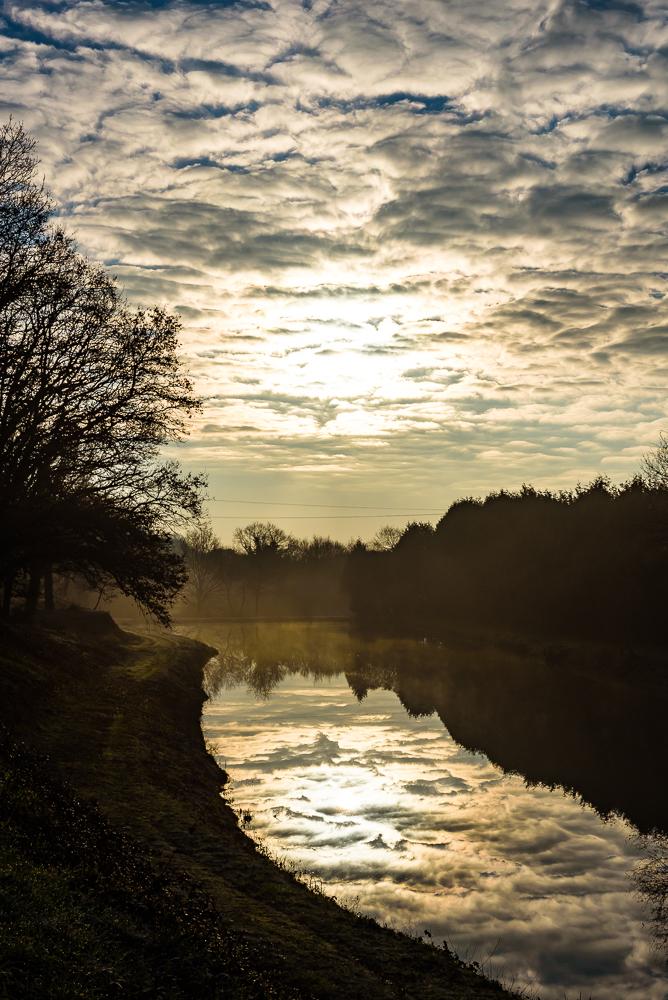 ©INTERVALphoto, sunrise, paysage.