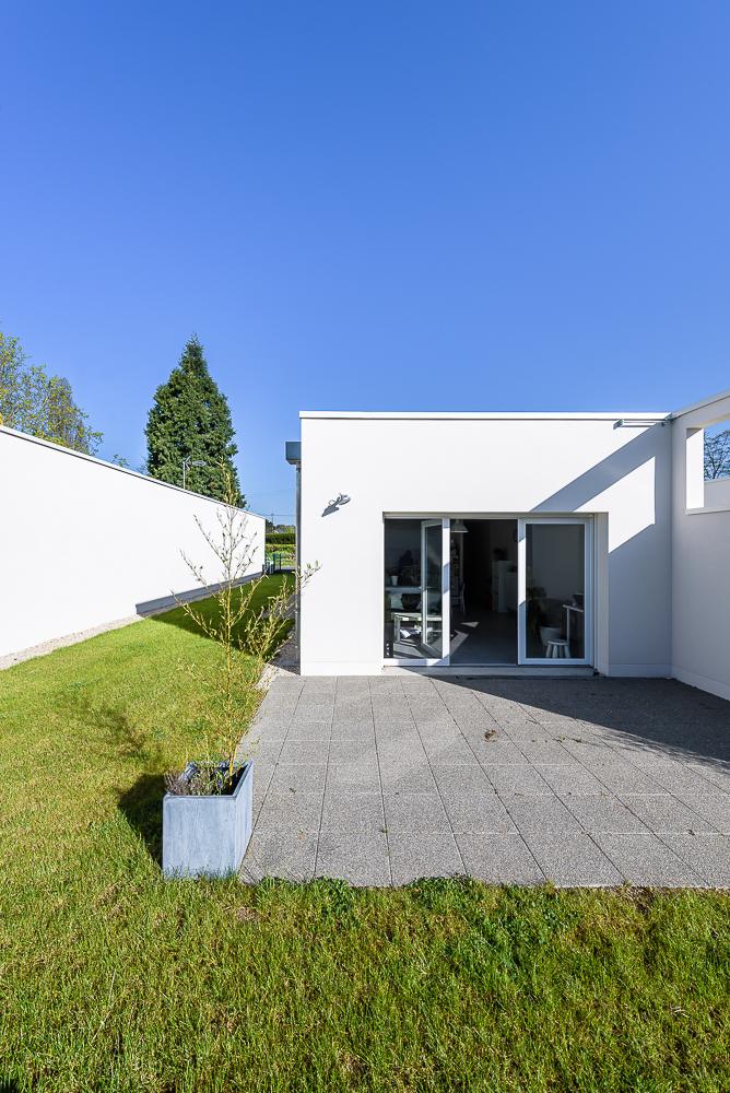 photographe d'architecture ©INTERVALphoto : Jaouen & Raimbault Architectes, logements, Montjean, 35