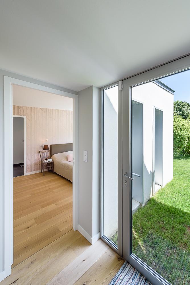 Briand Renault Architectes, maison individuelle, Montgermont, 35.