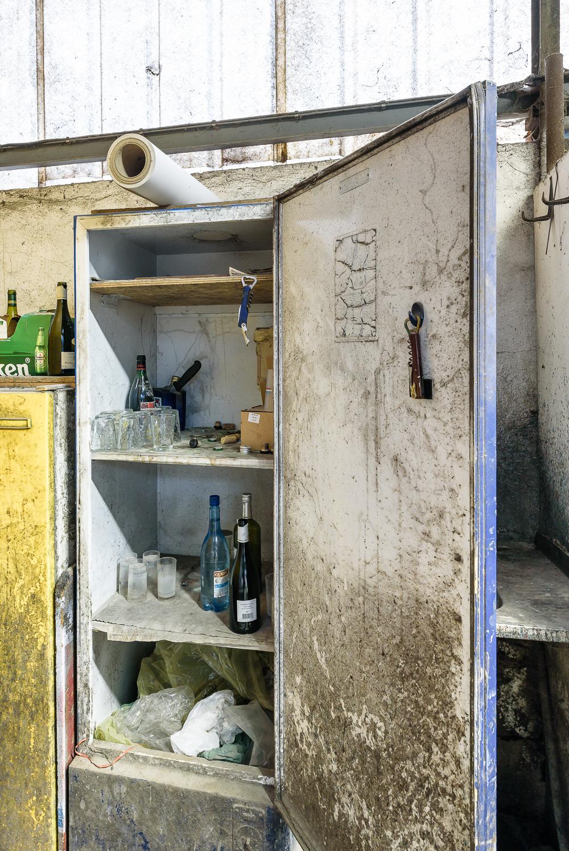 photographe d'architecture ©INTERVALphoto : Fermeture garage LECHAUX, Rennes (35)