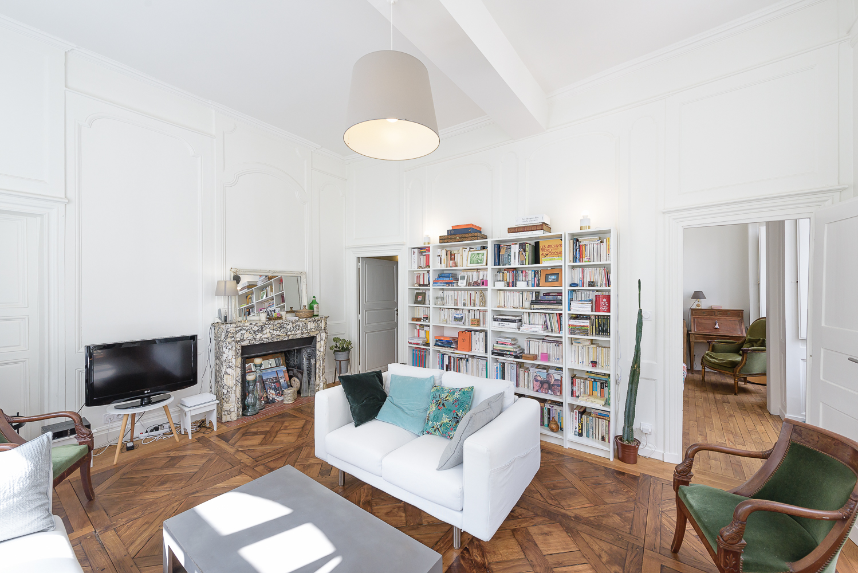 photographe d'architecture ©INTERVALphoto : Couasnon Launay architectes, appartement, rue de Toulouse, Rennes(35)